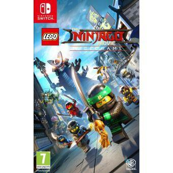 Jeu LEGO Ninjago : Le film sur Nintendo Switch