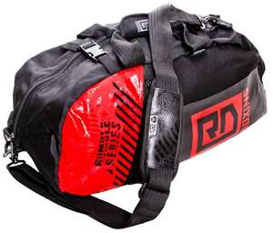 Sac de sport convertible RD BOXING V4 - Rouge