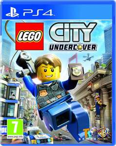 Lego City Undercover sur PS4 et Xbox One