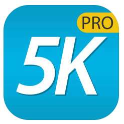 Application 5K trainer gratuite sur iOS (au lieu de 5,49€)