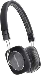 Casque Bowers & Wilkins P3 Noir