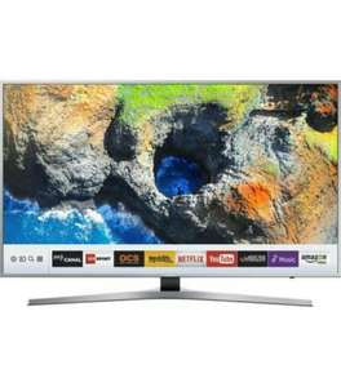 """TV 65"""" Samsung UE65MU6405 - 4K UHD, 163cm (via ODR de 200€)"""
