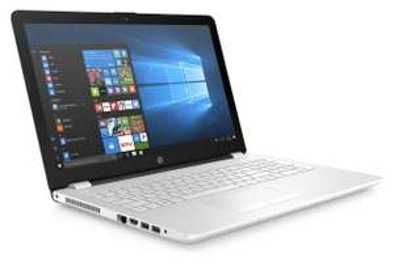 """PC Portable 15.6"""" HP 15-BW012NF - Full HD, AMD A9-9420, RAM 4 Go, HDD 1 To + SSD 128 Go, AMD Radeon 2 Go"""
