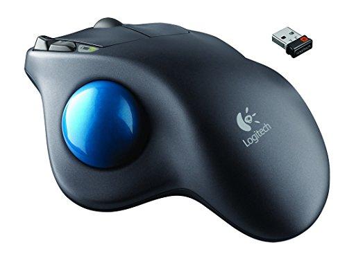 Souris sans fil avec Trackball Logitech M570 - Noir (vendeur tiers)