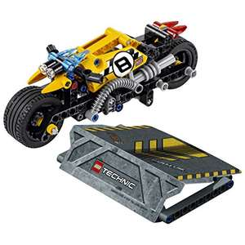 LEGO Technic 42058 - La Moto du Cascadeur [Amazon Prime]