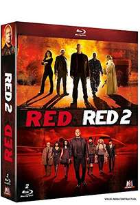 Coffret Blu-ray Red 1 et 2