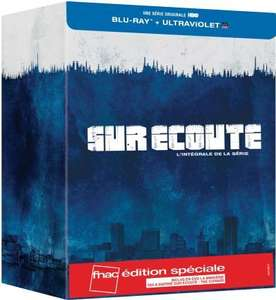 The Wire (+The Corner) Edition Spéciale Fnac en Blu-Ray
