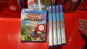 Dragon Quest Builders Day One sur PS4