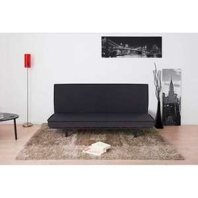 banquette clic clac 2 places matelas dunlopillo uno. Black Bedroom Furniture Sets. Home Design Ideas
