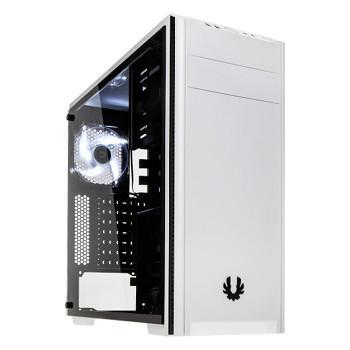 Boîtier PC BitFenix Nova TG Verre trempé - Blanc