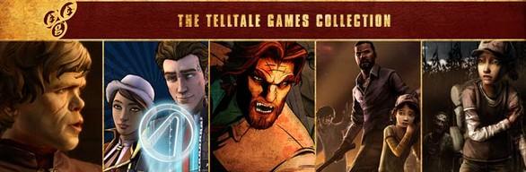 Collection de jeux Telltale sur PC (dématérialisé)