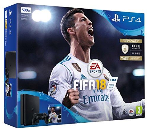 Console Sony PS4 500 Go + Fifa 18