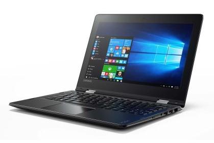 """PC Hybride 11.6"""" Lenovo Yoga 310-11IAP - Pentium N4200, 4 Go de Ram, 64 Go eMMC (+30€ fidélité pour les Adhérents)"""
