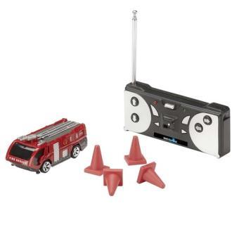 Mini véhicule d'intervention aéroport radiocommandé Revell Control - Rouge
