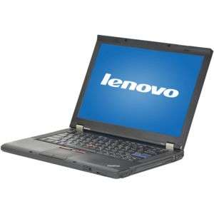 "PC Portable 14.1"" Thinkpad T410 - Intel Core i5 M540 2,4 GHz - RAM 4 Go - HDD 320 Go - DVD RW - Wifi - WIndows 7 Pro (Reconditionné)"