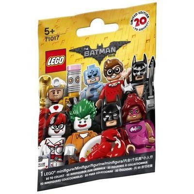 Minifigures Lego Movie 71017 Série Batman