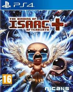 Jeu The Binding of Isaac : Afterbirth sur PS4 (+ 9.90 € en Superpoints via l'appli)