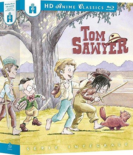 Coffret Blu-ray : Tom Sawyer - Intégrale