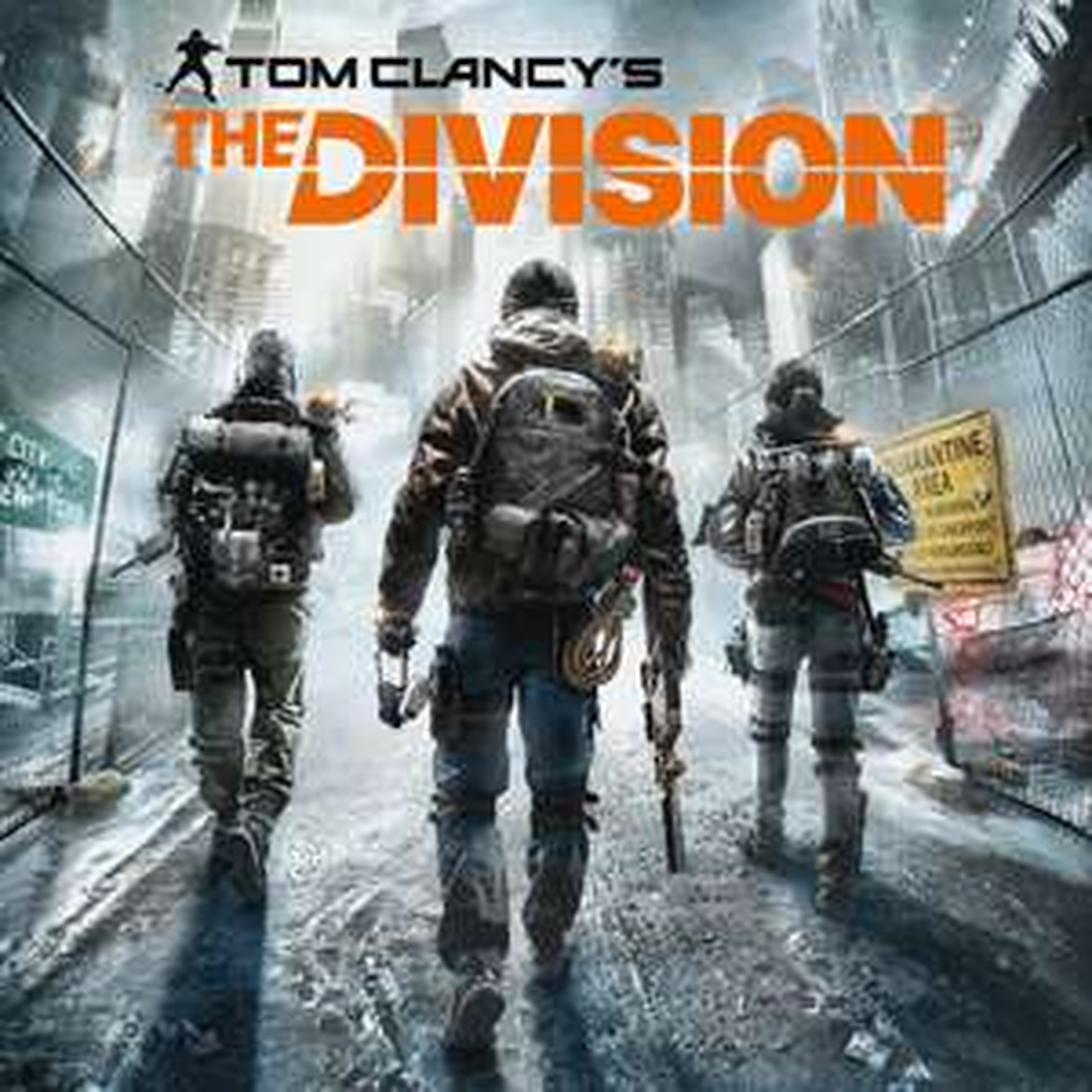 Sélection d'articles en promotion - Ex : Jeu Tom Clancy's : The Division sur PC (Dématérialisé, UPlay)