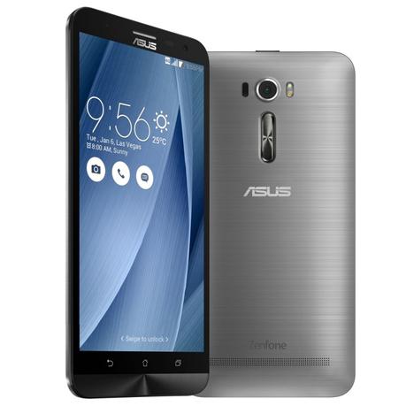 """Smartphone 6"""" Asus ZenFone 2 Laser - HD, S615, 16Go de ROM, 2Go de RAM, Android 5"""