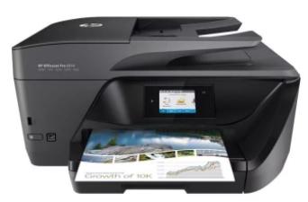 Imprimante multifonction HP OfficeJet Pro 6974 - USB, WiFi, Ethernet