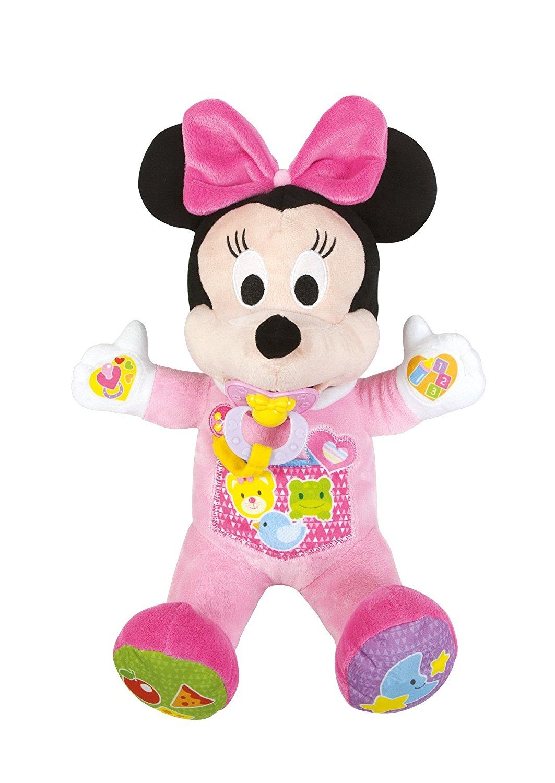 Ma poupée à cajoler Clementoni Disney Minnie