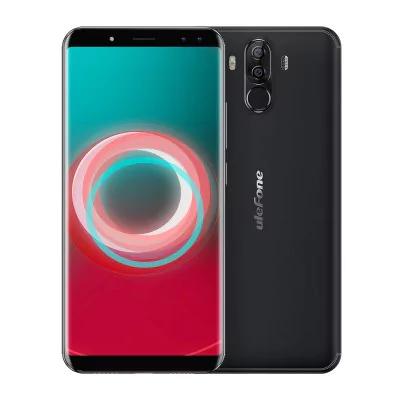 "Smartphone 6"" Ulefone Power 3S - 4 Go de Ram, 64 Go (B20)"