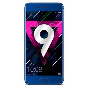 "Smartphone 5"" Honor 9 Double SIM 64 Go Bleu (vendeur tiers)"