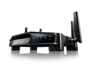 Routeur sans fil gamer Linksys WRT32X-UK - AC3200 Dual-Band, Carte QoS Killer engine