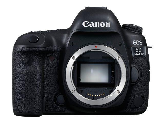 Appareil photo numérique Canon EOS 5D Mark IV - Boîtier nu (+ 470€ en Superpoints via l'application)