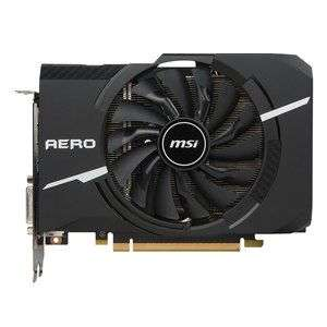 Carte graphique 1070 GTX Aero MSI + 93.68€ en Superpoints (via l'application)