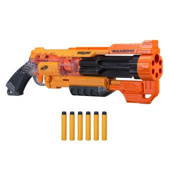 Pistolet à barillet rotatif Nerf Doomlands Vagabond