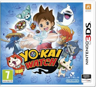 Yo-Kai Watch sur 3DS