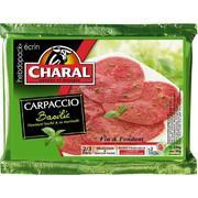 Carpaccio de boeuf Charal 230g (BDR)