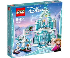 Jouet Lego Disney - Le palais des glaces magique d'Elsa (41148) au Auchan Mériadeck Bordeaux (33)