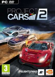 Jeu PC Project Cars 2 (Dématerialisé -  Steam)