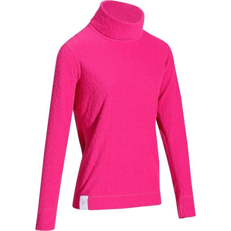 Sous Vêtement de Ski réversible Femme wed'ze Rose - du S au XL (disponible en magasin)