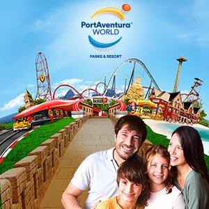 1 nuit/2 jours avec hôtel 4* dans l'un des hôtel du parc Port Aventura partir de 60€/personne