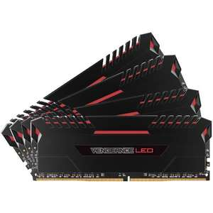 Kit de RAM Corsair Vengeance DDR4-3200 CL16 - 64 Go (4x16)