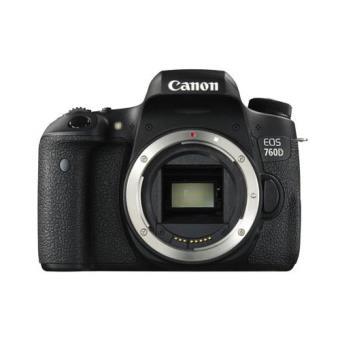 Appareil photo numérique reflex Canon EOS 760D - 24.2 Mpix, CMOS