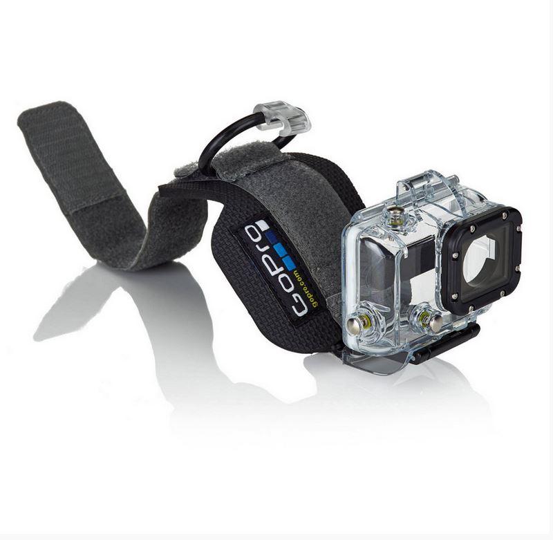 Fixation bracelet pour caméra sportive GoPro HDW3