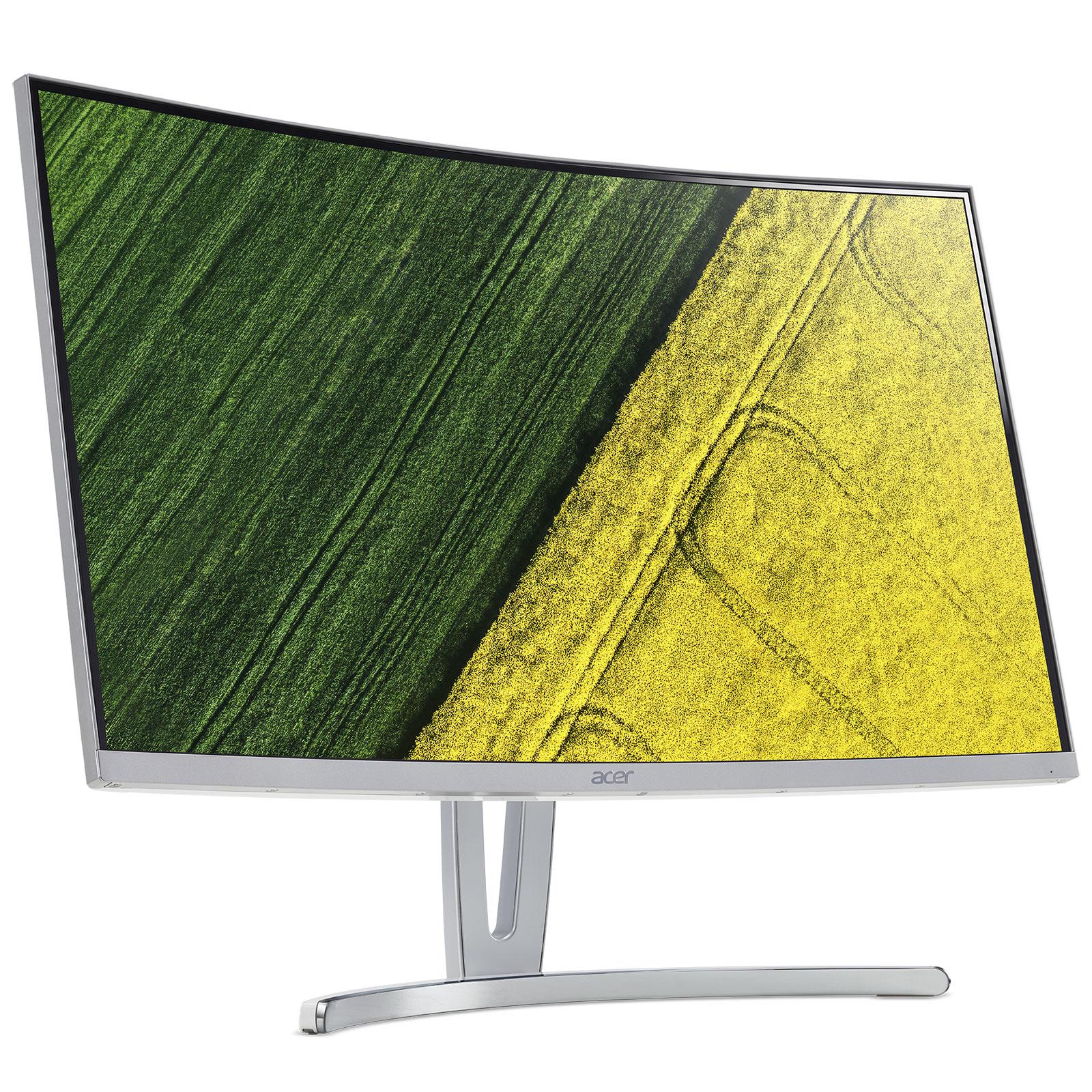 """Écran PC incurvé 27"""" Acer ED273Awidpx - full HD, 1920x1080, 4 ms, 144 Hz"""