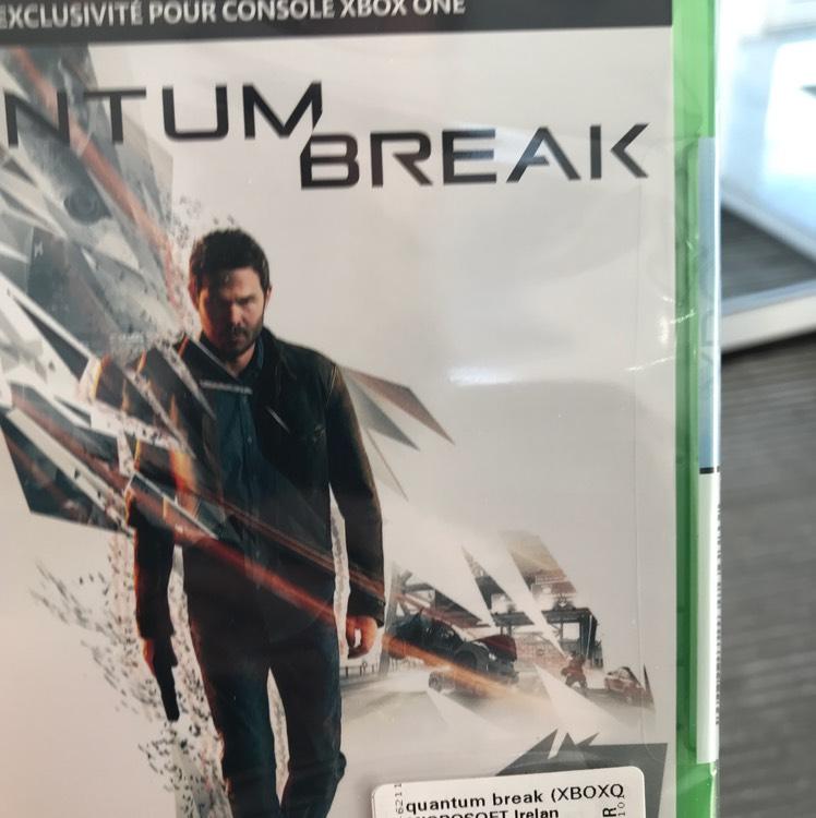 Jeu Quantum Break sur Xbox One - Leclerc Laval (53)