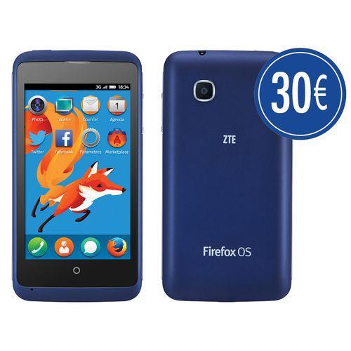 Smartphone Zte Open C - Bleu (avec ODR 30€)