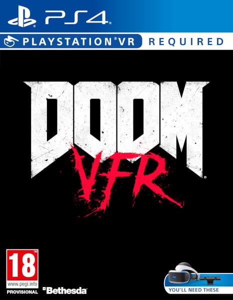 Jeu Doom VFR sur PS4