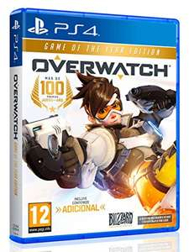 Jeu Overwatch sur PS4 et Xbox One - Edition GOTY