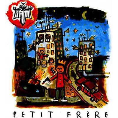 Vinyle Maxi 45T I AM Petit Frère