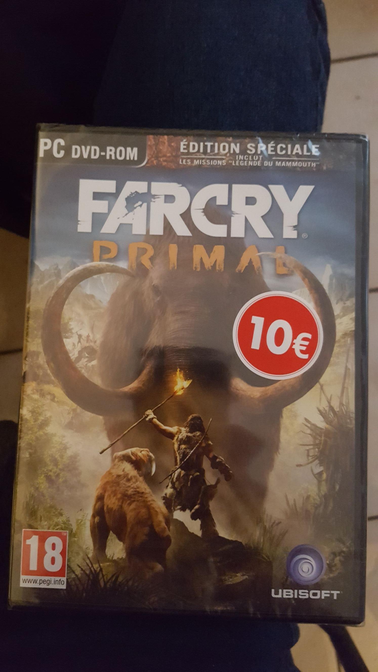 Far Cry Primal sur PC  - Saint-Pierre d'Irube (64)