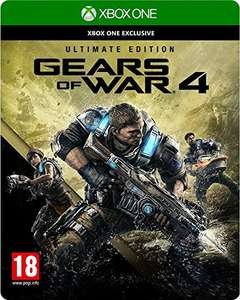 Jeu Gears of War 4 sur Xbox One - Ultimate Edition