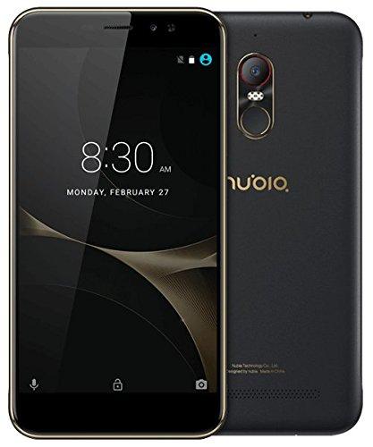 "Smartphone 5.5"" Nubia N1 lite - 16 Go, 4G - Noir"